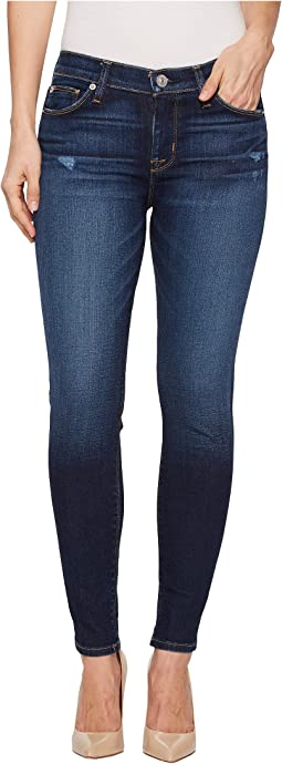 Nico Mid-Rise Ankle Super Skinny Jeans in Corrupt