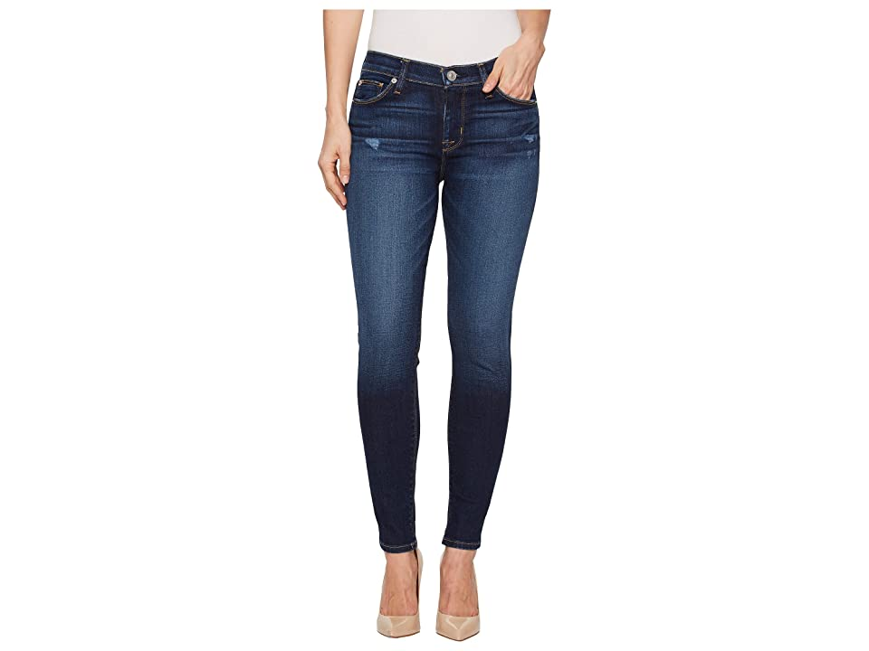 670569f11f7 Hudson Jeans Nico Mid-Rise Ankle Super Skinny Jeans in Corrupt (Corrupt)  Women