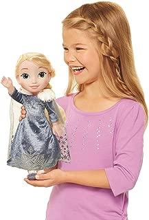 Frozen Disney Holiday Deluxe Elsa Doll