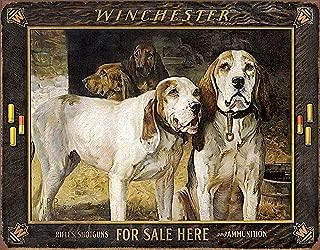 Desperate Enterprises Winchester - for Sale Here Tin Sign, 16