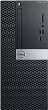 Dell Optiplex 7060 Intel Core i3-8300 X4 3.7GHz 4GB 500GB Win10, Black (Renewed)