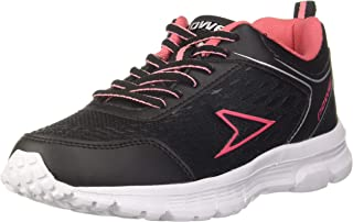 Power Women's Ethan Black Running Shoe- 6 (5396076)