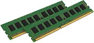 Kingston ValueRAM 2 GB 667 MHz DDR2 Non-ECC CL5 DIMM (Kit of 2) -Retail