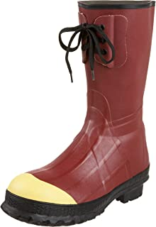 حذاء عمل LaCrosse رجالي معزول برقبة دائرية مقاس 30.48 سم مصنوع من الفولاذ، مقاس 14 M US