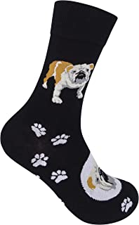 Best english bulldog socks mens Reviews