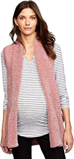A Pea in the Pod Belted Maternity Vest