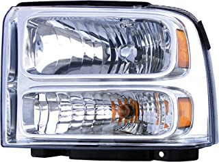 Dorman 1592089 Driver Side Headlight Assembly For Select Ford Models
