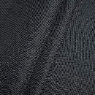 Erstklassiger Polyester Oxford 250D 1lfm - Wasserabweisend, Winddicht, Outdoor Stoff, Gartenmöbel Stoff Dunkelgrau