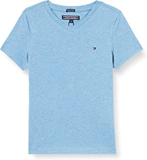 Tommy Hilfiger Boys Basic Vn Knit S/S jongens T-Shirt