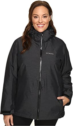 Plus Size Whirlibird™ Interchange Jacket