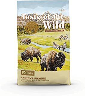 Taste of The Wild Ancient Prairie Canine Recipe 2.27kg