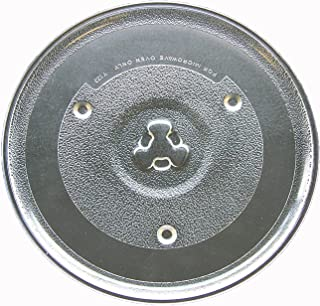 Emerson Microwave Glass Turntable Plate/Tray 10 1/2