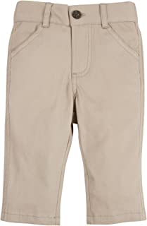Andy & Evan Infant & Toddler Boy's Twill Pants