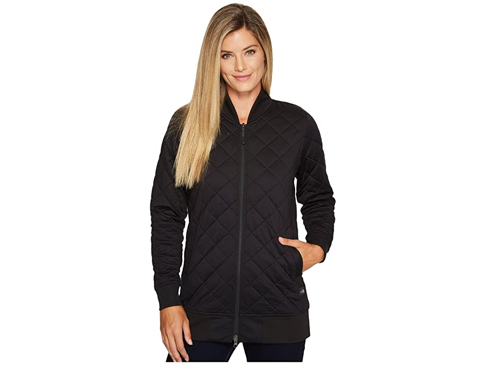 The North Face Mod Bomber Jacket (TNF Black) Women