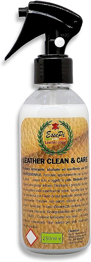 74 opinioni per LEATHER CLEAN & CARE prodotto per pulizia divani in pelle, sedili auto in pelle