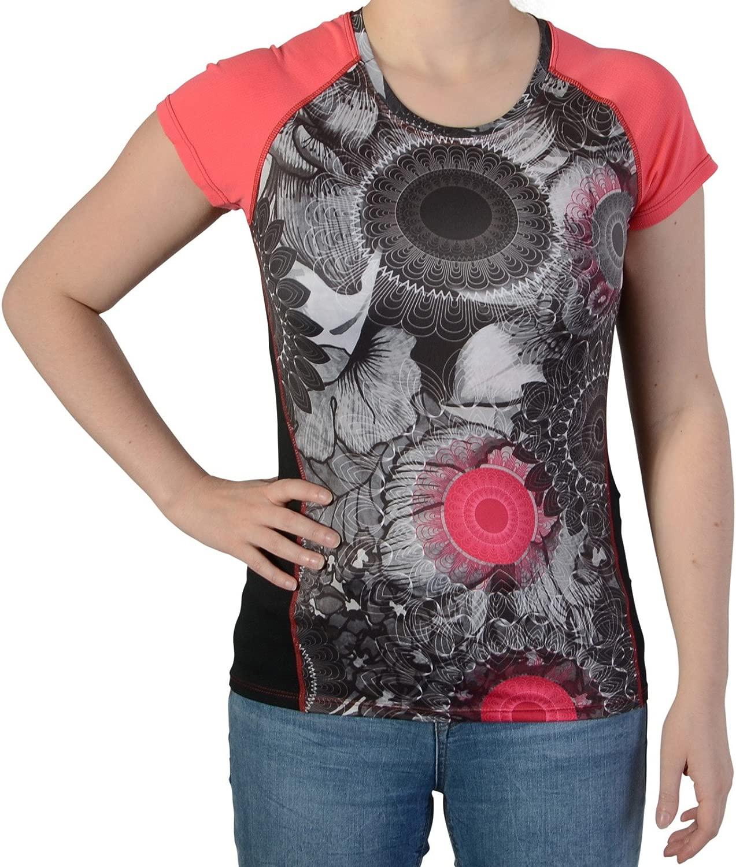 Desigual Damen Woman Knitted Short Sleeve T-Shirt Ts_a-t-s Short Slee
