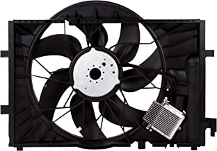 BOXI Engine Cooling Fan Assembly For Mercedes Benz W203 C230 C240 C209 CLK320 2035000293