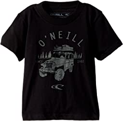 O'Neill Kids - Willy Short Sleeve Tee Screens Imprint (Toddler/Little Kids)