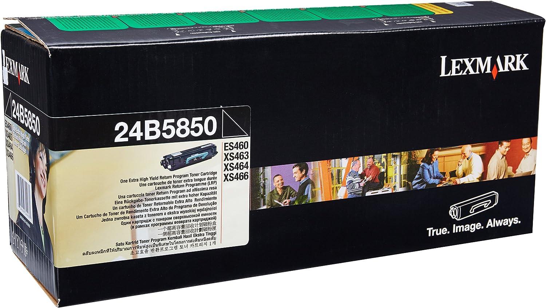 LEXMARK CART 18000 Page for ES460DN XS463DE - 24B5850