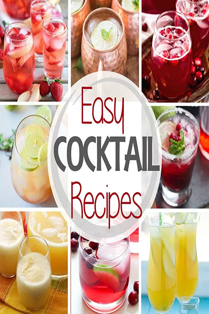 Cocktail Recipes: COOKBOOK the World's Best Cocktail Drink Recipes from the Caribbean and How to Mix Them At Home (English Edition)
