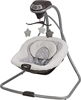 Best Baby Swings For Small Spaces [2021 Picks]