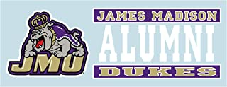 Craftique James Madison Decal