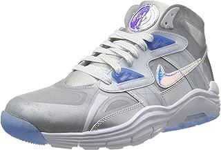 Lunar 180 Trainer SC PRM QS Men Sneakers Metallic Silver/Ice Blue 646797-001