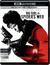 The Girl in the Spider's Web (4K UHD & HD)
