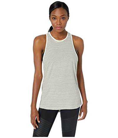 tentree Piney Tank (Gargoyle/Natural White) Women