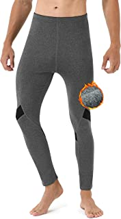 Sponsored Ad - Runhit Thermal Underwear for Men Long Johns Fleece Lined Shirts Pants Base Layer Set