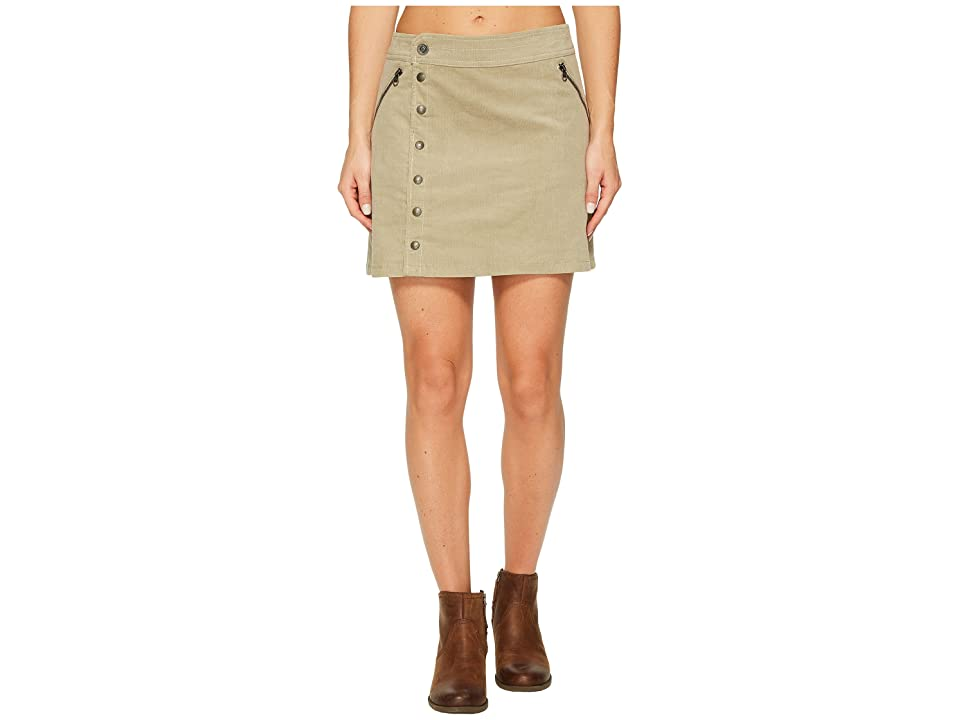 KUHL Streamline Skirt (Khaki/Concord) Women