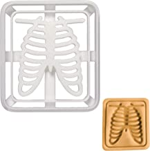 Chest X-Ray cookie cutter, 1 piece - Bakerlogy