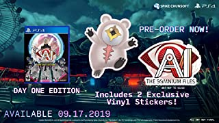 Ai: The Somnium Files Standard Edition Play Station 4 - Standard Edition - PlayStation 4