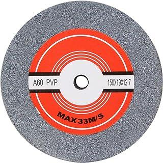 リョービ(RYOBI) 平型砥石 両頭グラインダ用 TG-61 TG-151用 150×19×12.7mm #60 1680021