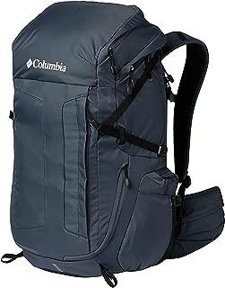 Columbia Unisex Pine Hollow II Daypack Laptop School 32L BACKPACK (Grey)