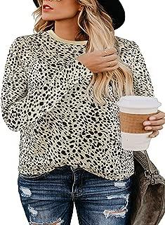 leopard womens shirt