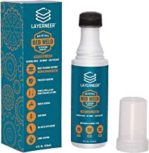 3D Printer Adhesive Glue by Layerneer, Bed Weld Original, Strong Grip Reduces Warping for ABS, PLA, and PETG Filament on Heated Build Plates, 4 oz.