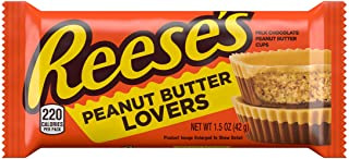 Reese's Peanut Butter Lovers Peanut Butter Cup, 1.55 Ounce (Pack of 24)