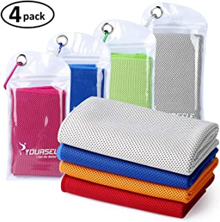 Best cooling towel for hot flashes Reviews
