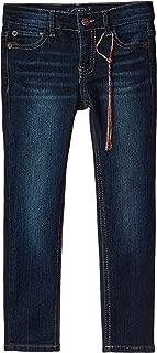 Kids Girl's Zoe Five-Pocket Skinny Jeans in Barrier Wash (Little Kids) Barrier Wash 4 US Little Kid