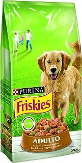Purina Friskies Pienso para Perro Adulto Aves y Verduras 10