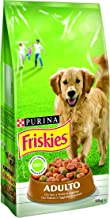 Purina Friskies Pienso para Perro Adulto Aves y Verduras 10 Kg