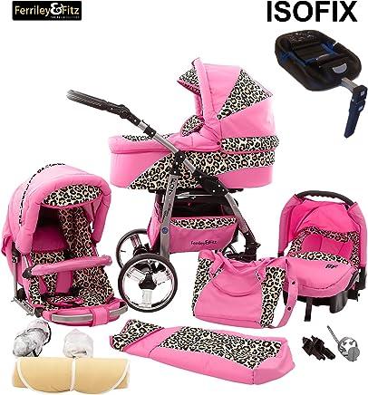 Amazon.es: isofix - Ferriley & Fitz / Carritos, sillas de ...