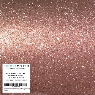 ultra glitter adhesive vinyl