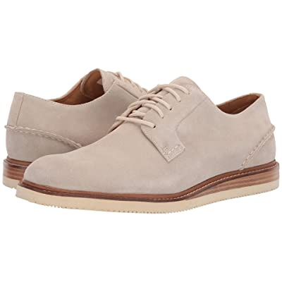 Sperry Gold Cup Suede Cheshire Oxford (Cement) Men