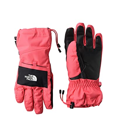 The North Face Kids Montana Futurelight Etip Gloves (Big Kids) (Paradise Pink) Extreme Cold Weather Gloves