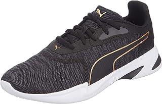 PUMA Jaro Knit Puma Black-Asphalt-Puma Team G Spor Ayakkabılar Erkek