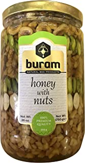honey with nuts turkish