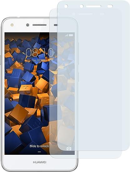 Mumbi Schutzfolie Kompatibel Mit Huawei Y6 Ii Compact Elektronik