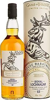 Royal Lochnagar 12 Jahre Single Malt Scotch Whisky - Haus Baratheon Game of Thrones Limitierte Edition 1 x 0.7 l